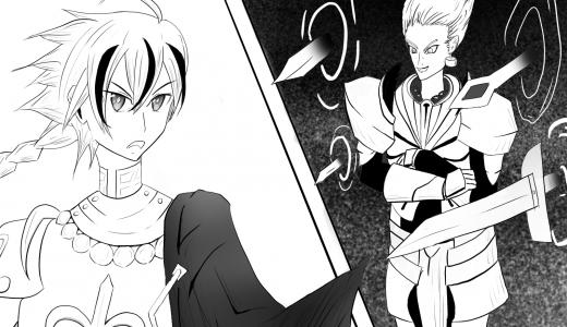 【Fate/strangeFake】偽アーチャーはセイバーを認めていたのかについて考察